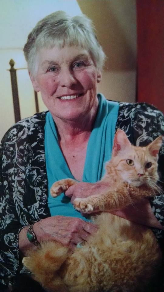 La Permkattens ursprungskvinna Linda Koehl